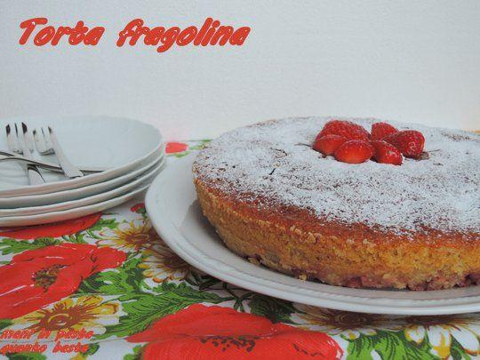 Torta fragolina http://maninpastaqb.blogspot.it/2016/04/torta-fragolina.html
