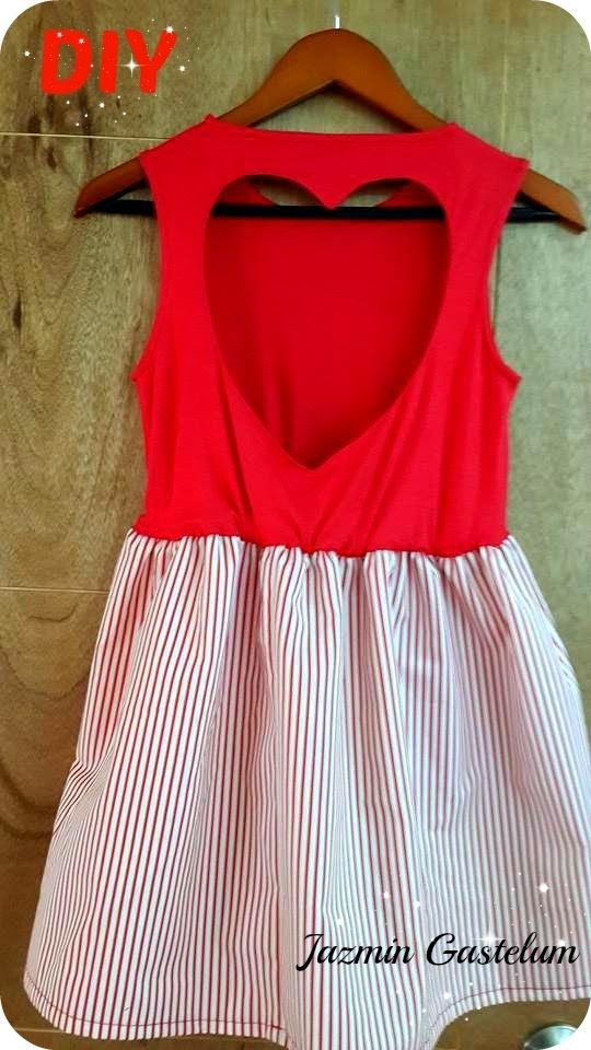 Outfit Para El Dia De San Valentin DIY  Outfit For Valentines