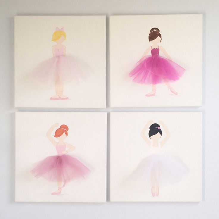 Ballerina Wall Art 24 best ballerina wall art images on pinterest | ballerina nursery