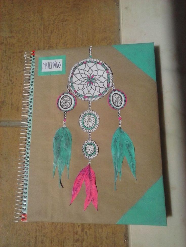 Caderno Matemática DIY