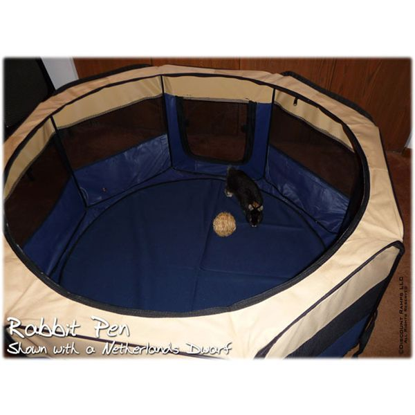 Portable Dog Pen for Small Pets