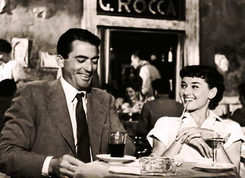 Roman Holiday - when I went to Rome, all I wanted to do was to visit all the locations they filmed!