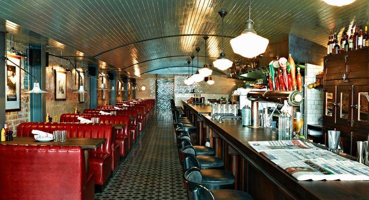 American Dining in London Electric Diner - London 191 Portobello Road