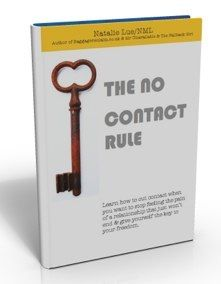 The No Contact Rule | Baggage Reclaim by Natalie Lue
