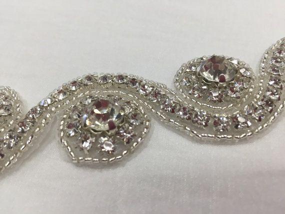 Mejor vendedor guarnecido de diamantes de imitación
