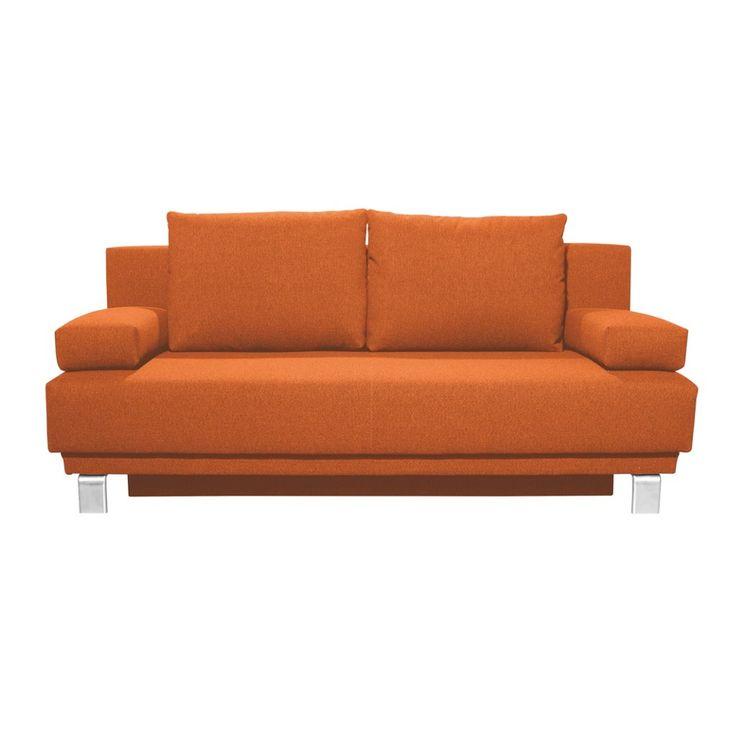 VENDA SCHLAFSOFA Orange Jetzt Bestellen Unter Moebelladendirektde