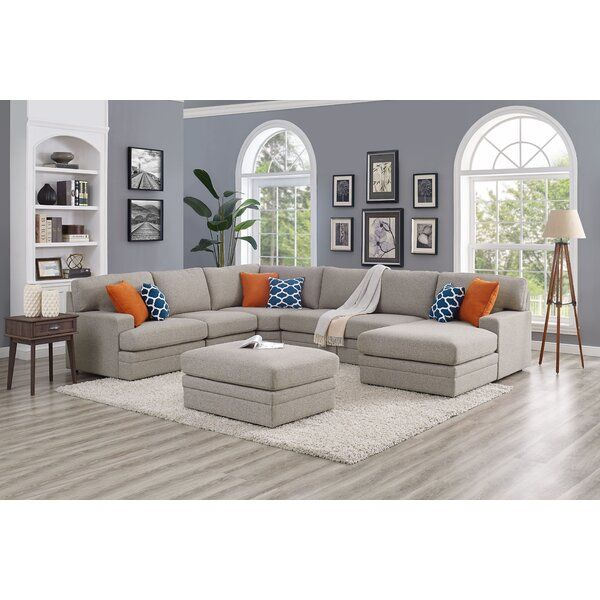 Episkopi 5 Seater Large 139 Right Hand Facing Sectional Sofa With