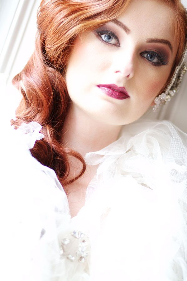 Close up of Ivory Tulle Shrug http://www.jendoherty.com/Catalog/Accessories/ivory-tulle-shrug