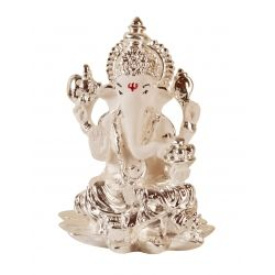 Sterling Silver Ganesh Lotus Base Visit at: https://goo.gl/zTL2yH