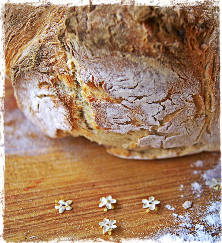"""Bread of May"" homemade"