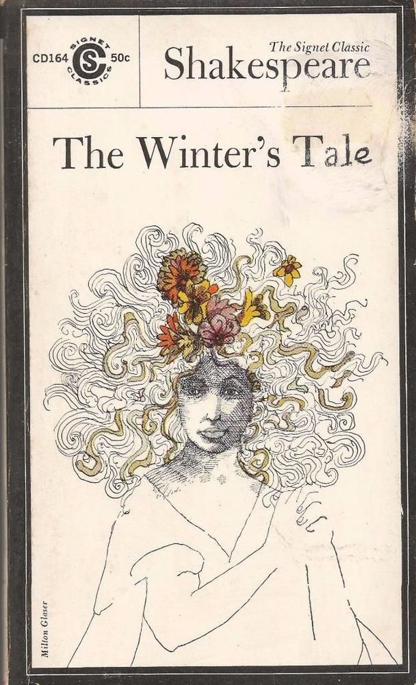 The Winter s Tale by William Shakespeare - Paperback - S/Hand