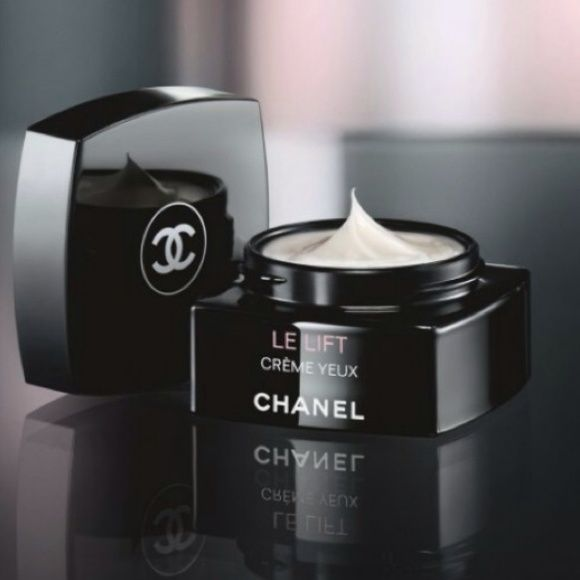 ❌Sold❌CHANEL eye-cream Brand new and authentic Chanel LE LIFT eye-cream for day and night. Anti aging and anti wrinkle and firming cream. Use my code on Mercri to get 10% extra discount there. ❌NO TRADES❌ Code: UBNXNM CHANEL Makeup