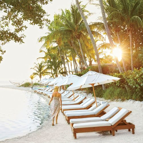 Accessible only by boat or by sea-plane, Little Palm Island Resort & Spa promises—and delivers—a level of privacy that is practically guaranteed by that limited access. Coastalliving.com