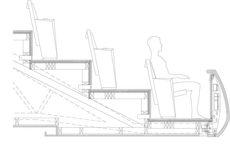 Project: Oslo Opera House Architect: Snohetta Location: Oslo, Norway Seats: 1,364