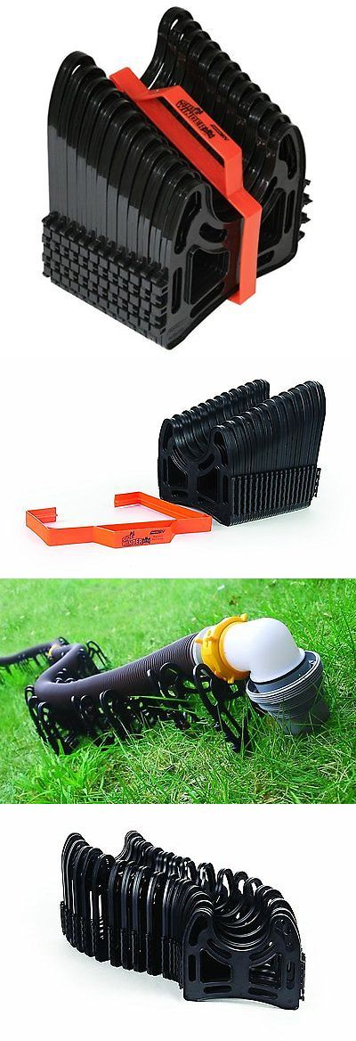 Other Camping and Hiking 8504: Sewer Hose Support Rv Trailer Camco 15 Sidewinder Plastic Accessories Camper BUY IT NOW ONLY: $34.4