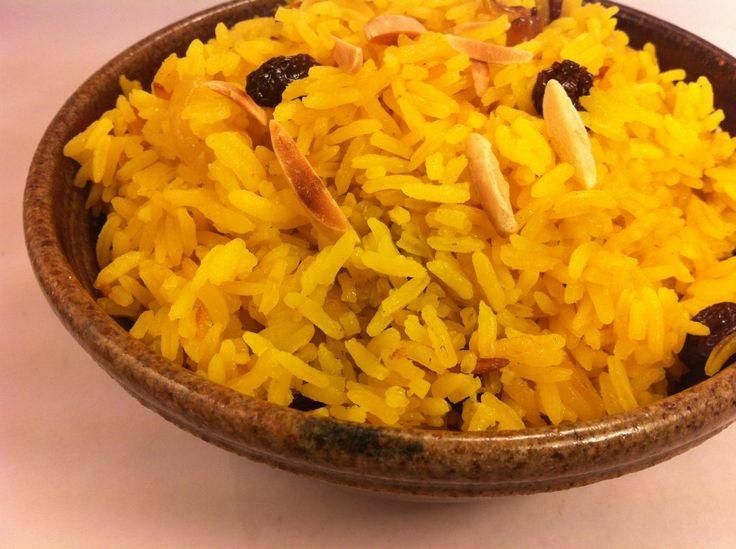 Cape Malay Yellow Rice - Mayabugs's Recipes