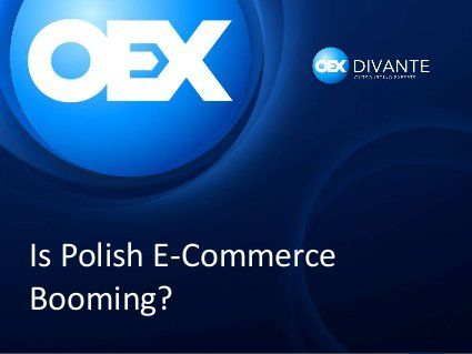 Is E-commerce in Poland booming? #ecommerce #presentation