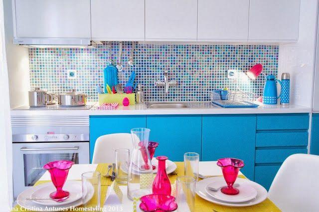 O perfil das cores para a sua casa. ~ Querido, mudei a casa!