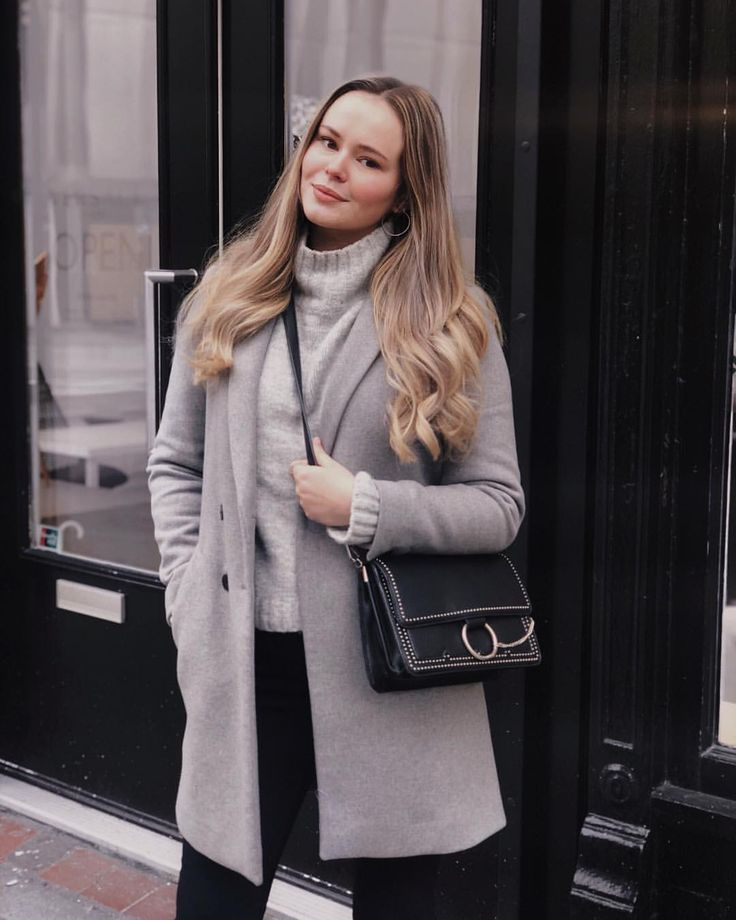 """907 Likes, 29 Comments - Linds Rosso 🌹 (@looksbylinds) on Instagram: """"Ironically with this grey on grey outfit I actually watched the Fifty Shades Freed movie last night…"""""""