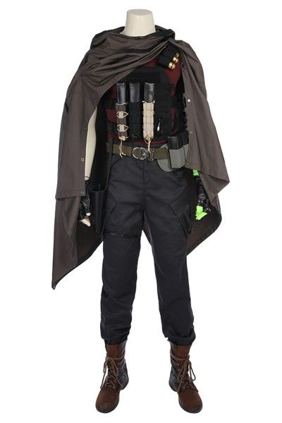2018 Marvel Deadpool Film 2 Cable Cosplay Costume #cosplay #cosplaysky_fr #deadpool