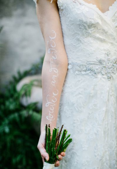 Forever and ever| Photo by Erica Brenci | Styling, art direction Princess Wedding | www.princesswedding.it