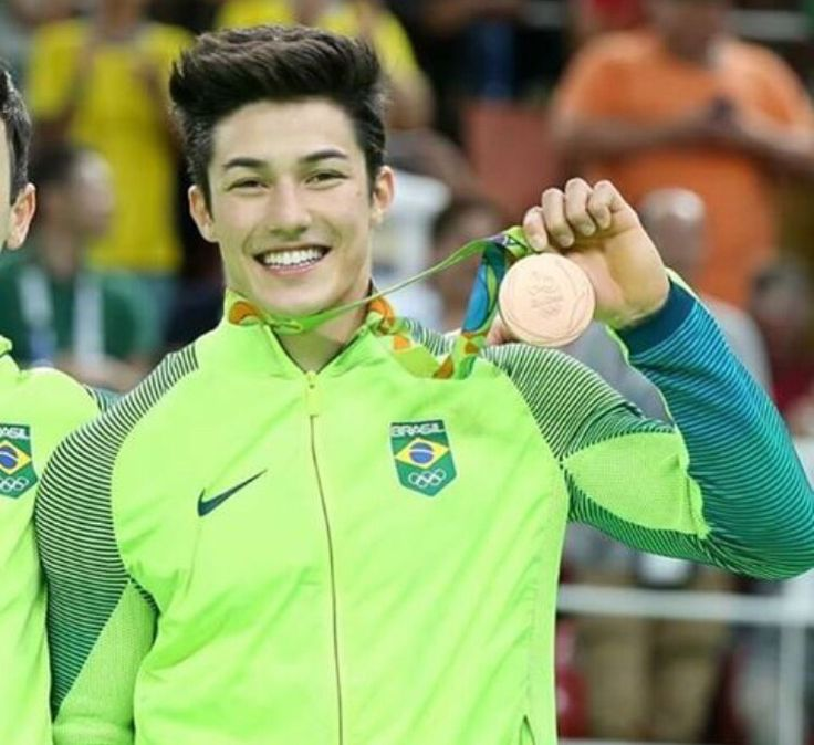 Bronze Medal for Arthur Nory           ❤️