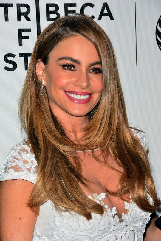 If You Want to Be Sofia Vergara Sexy, Do This Little Thing With Your Hair Immediately