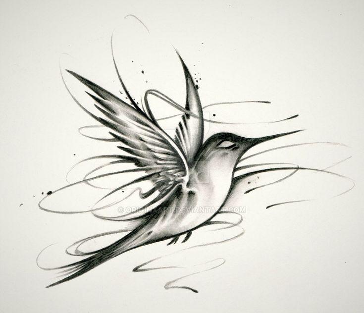 hummingbird glad tattoo - Google Search