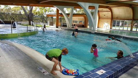 keep cool at Bold Park Aquatic Pool. The newly renovated centre in City Beach has indoor and outdoor pools, as well as an adventure playground.