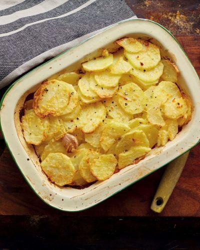 Two Potato Bake
