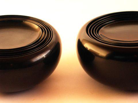 応量器 Ouryou-ki Buddha bowl - うるしのうつわ うたかたの日々の泡
