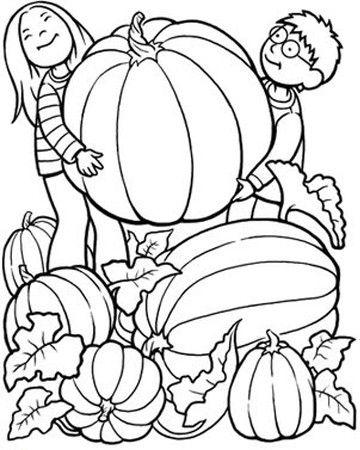 Imagenes de calabazas para colorear en este Halloween | Dibujos ...