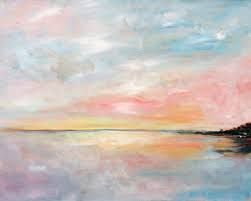 Image result for how to paint sunrises