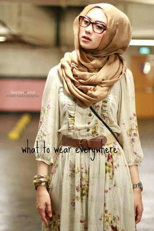 Hijabi..muslim / islam ladies / women fashion styles