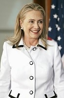 I have admired Hillary Clinton since she was First Lady. I think she has strong convictions and is a good leader, plus during her tenure as Secretary of State she was an important advocate of women's rights. #publicleaders #focusorg #ppd_500_02