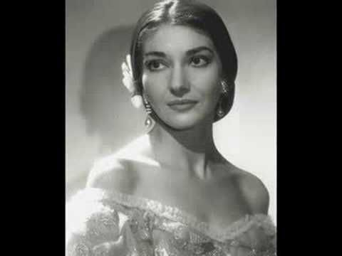 La Traviata, Maria Callas, Libiamo - YouTube