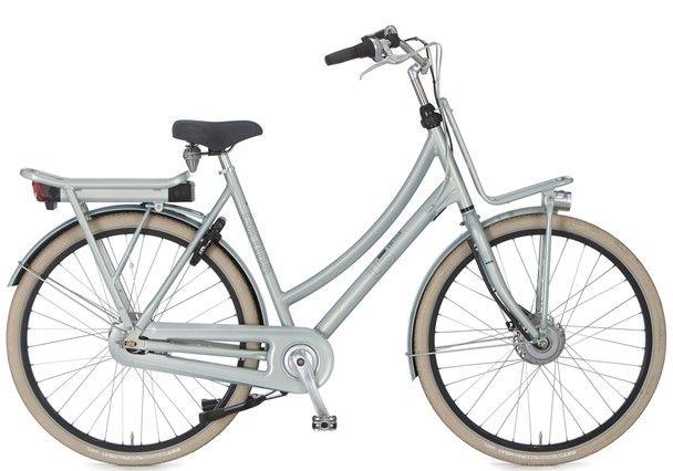 Cortina Ecomo elektrische fiets   Dé lifestyle e-bikes van Cortina