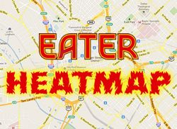 The Eater Dallas Heatmap: Where to Eat Right Now #Dallas restaurants