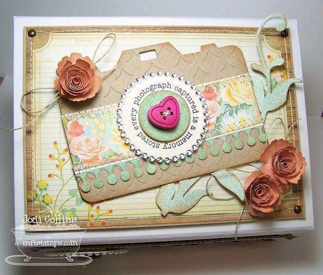 Click: Photos Boxes, Camera Cards, Photos Album, Paper Stuff, Friendship Cards, Fabulous Photos, Adorable Cards, Paper Crafts, Camera Art