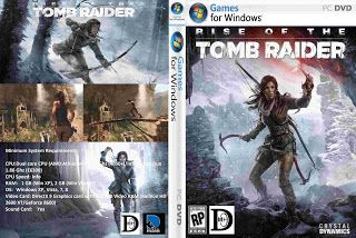 Rise of the Tomb Raider PC Game full download and install
