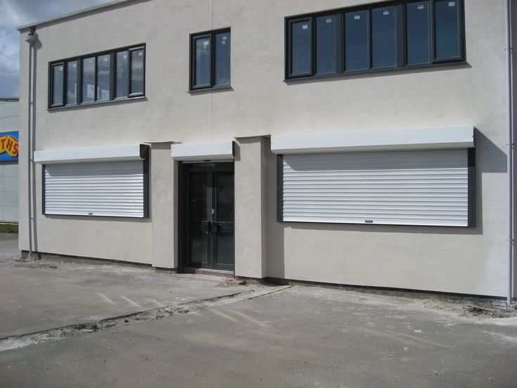This is another business in Hull. We have fitted Two large Window Shutters on.  www.jordansofhull.co.uk