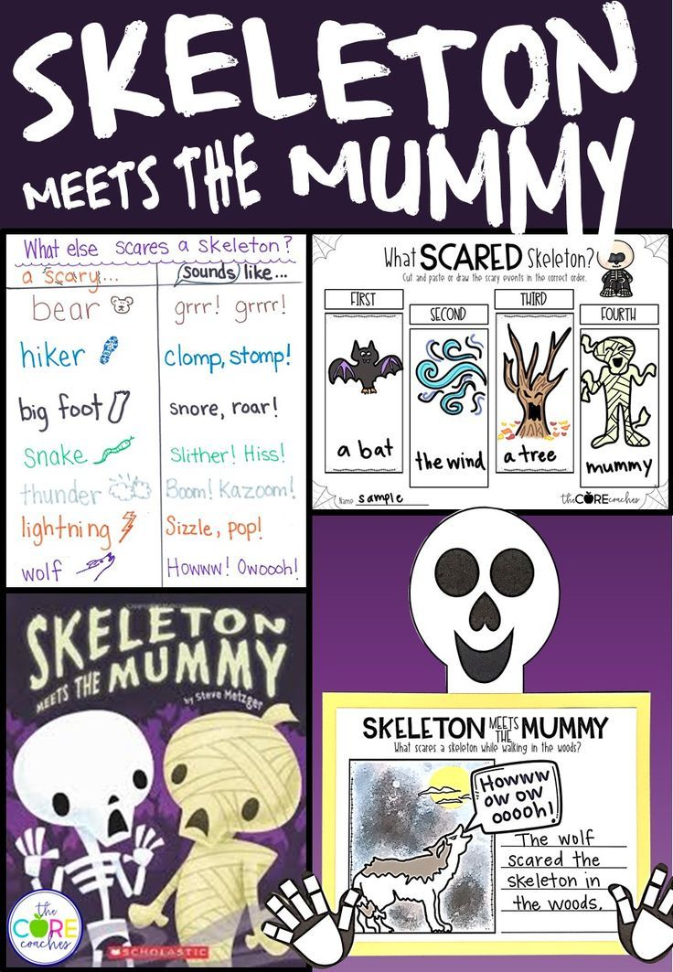 K-1 Read-Alouds for October
