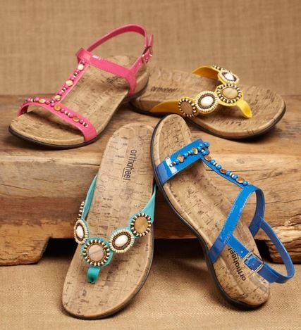 Orthaheel Sandals http://www.orthoticshop.com/orthaheel-pronation-