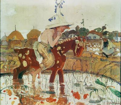 Blog of an Art Admirer: Polish artists