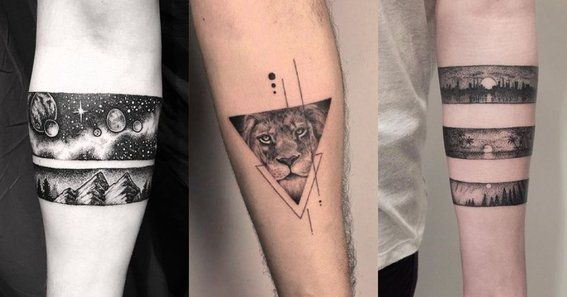 Creative Tattoo Designs For Men 1 Meaningful Tattoos For Men Arm Tattoo Tattoo Designs Men