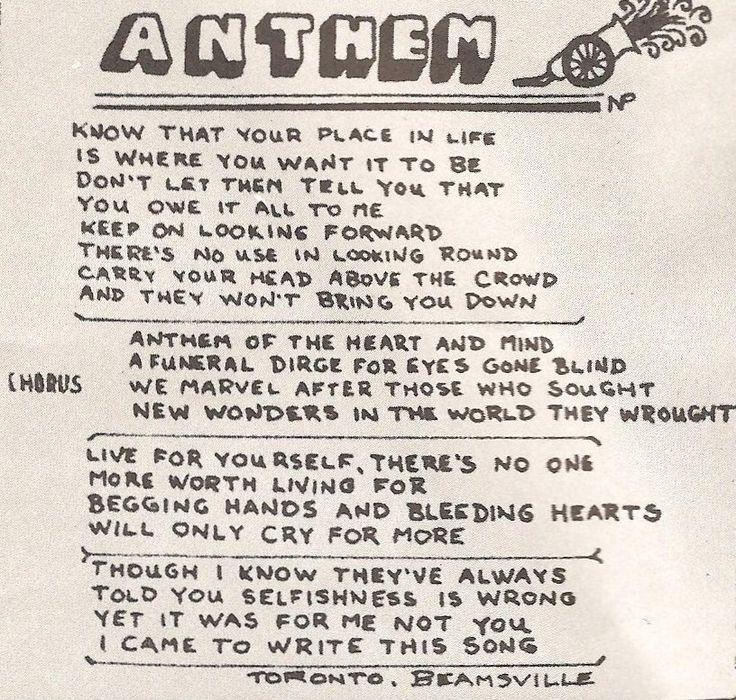 rush lyrics | Rush — By-Tor And The Snow Dog Lyrics