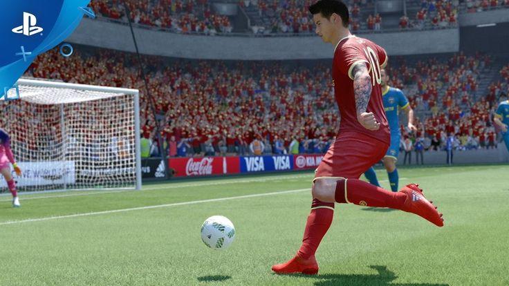 EA SPORTS FIFA 17 - FUT Championship Series Announcement | PS4, PS3 - YouTube