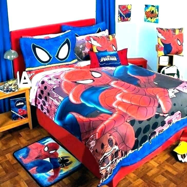 Spiderman Themed Bedroom Ideas Otthon