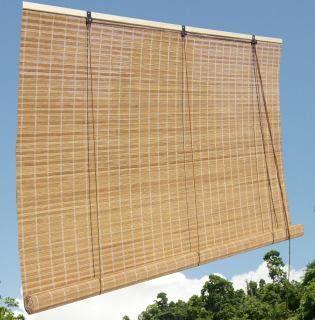 nagyméretű bambuszroló