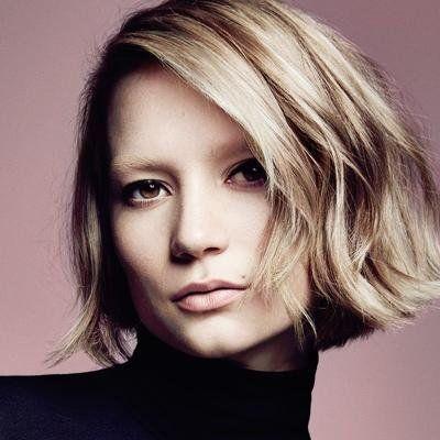 Mia Wasikowska hair <3 <3 <3